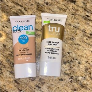 Cover girl bb cream and face primer